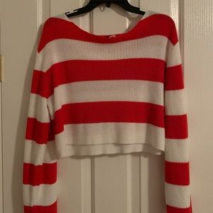 long sleeve sweater!!
